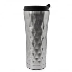 Thermobecher To-Go - Silber 1